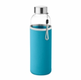 UTAH GLASS Butelka szklana 500ml z logo (MO9358-12)