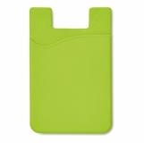 SILICARD Silikonowe etui do kart płatniczych z nadrukiem (MO8736-48)