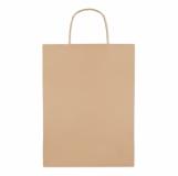 PAPER LARGE Papierowa torebka ozdobna duża z nadrukiem (MO8809-13)