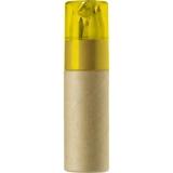 Zestaw kredek, temperówka (V6111-08)