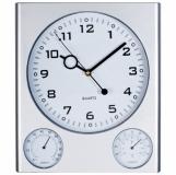 Zegar ścienny z logo (4121307)