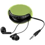 Słuchawki douszne Windi z opakowaniem na kabel (10822408)