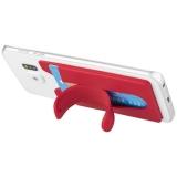 Silikonowy portfel na telefon ze stojakiem (13421801)