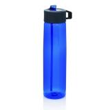 Butelka sportowa 750 ml Tritan ze słomką (P436.305)