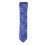 Krawat Baldinini z logo (HB7714D)