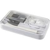Touch pen, ściereczka, kabel USB, słuchawki (V9884-02)