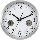 Zegar ścienny, stacja pogodowa (V3429-32)
