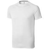Elevate Męski T-shirt Niagara z krótkim rękawem z tkaniny Cool Fit odprowadzającej wilgoć (39010010)