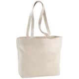 Zapinana na suwak torba na zakupy Ningbo (12033100)
