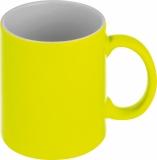 Kubek ceramiczny - neon z logo (8017208)