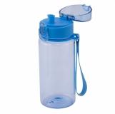 Bidon Nice 400 ml, jasnoniebieski z logo (R08255.28)