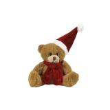 Pluszowy miś świąteczny | Nathan Brown (HE261-56)