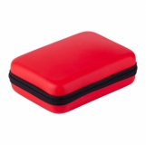 Apteczka samochodowa Car Safe, czerwony z logo (R17734.08)