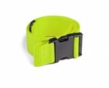 Pasek na walizkę NODO zielony jasny (20279-13)