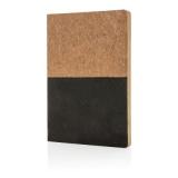 Ekologiczny, korkowy notatnik A5 (P773.921)