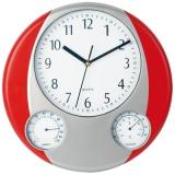Zegar ścienny, stacja pogodowa (V3251-05)
