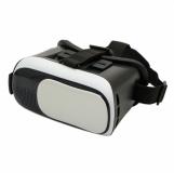 Okulary do wirtualnej rzeczywistości Cyberspace, biały z logo (R50173.06)