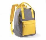 Plecak SAKIDO żółty (20226-12)