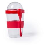 Pudełko śniadaniowe 420 ml, łyżeczka (V7962-05)