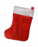 Skarpeta świąteczna czerwony (08054)