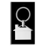 "Brelok do kluczy ""domek"" (V2084-32)"