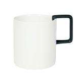 Kubek FUSION 250 ml Royal White / czarny