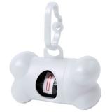 Zasobnik z woreczkami na psie odchody (V7895-02)