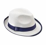 Męski kapelusz Baldinini z logo (HB5742W)