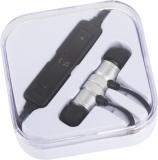 Avenue Metalowe słuchawki douszne Bluetooth&reg Martell Magnetic z futerałem (10830901)