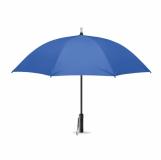 LIGHTBRELLA Parasol z lampką z logo (MO9371-37)