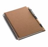 COLOBLOC Notes z długopisem z nadrukiem (MO7172-01)