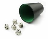Kości do gry w kubku (20092)