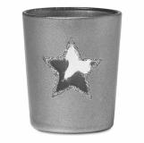 SHINNY STAR Świecznik z logo (CX1420-14)
