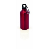 Butelka sportowa 400 ml z karabińczykiem (V7647-05)