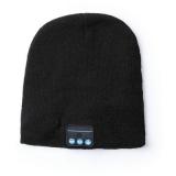 Sportowa czapka na głowę z Bluetooth (V3744-03)