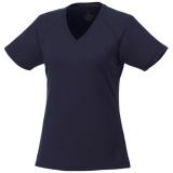 Elevate Damski t-shirt Amery z krótkim rękawem z dzianiny Cool Fit odprowadzającej wilgoć (39026495)