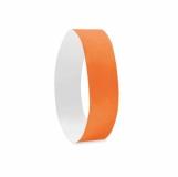 TYVEK# Opaska na rękę Tyvek® z logo (MO8942-10)