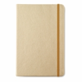 GOLDIES BOOK Notatnik A5 w linie z logo (MO8637-98)