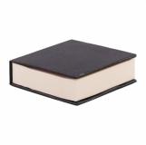 Blok z karteczkami, czarny  (R73674.02)
