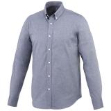 Elevate Męska koszula Vaillant z tkaniny Oxford z długim rękawem (38162490)