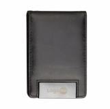 Etui na karty kredytowe Classic, czarny z logo (R01053)