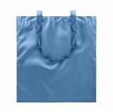 TOTE NEW YORK Błyszcząca torba na zakupy z logo (MO9443-04)