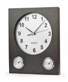 Zegar ścienny drewniany (03070)