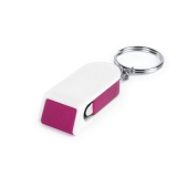 Brelok do kluczy, czyścik do ekranu i stojak na telefon (V8433-21)
