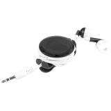 Słuchawki douszne Strix z futerałem z migającą diodą (10830200)