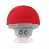 MUSHROOM Głośnik Bluetooth z przyssawką z logo (MO9506-05)