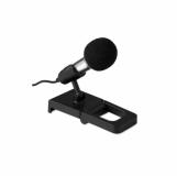 SHIBA Mini mikrofon z logo (MO9066-14)
