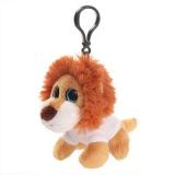 Jory, pluszowy lew, zawieszka (HE780-18)