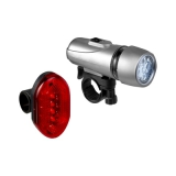Zestaw lampek rowerowych (V5541-00)