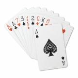ARUBA Karty do gry w pudełku z nadrukiem (MO8614-05)